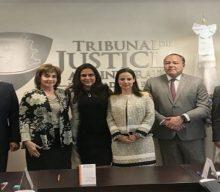 PRESIDE MARÍA DE LOURDES DIB Y ÁLVAREZ TERCERA SESIÓN ORDINARIA DEL COMITÉ COOORDINADOR DEL SISTEMA ESTATAL ANTICORRUPCIÓN