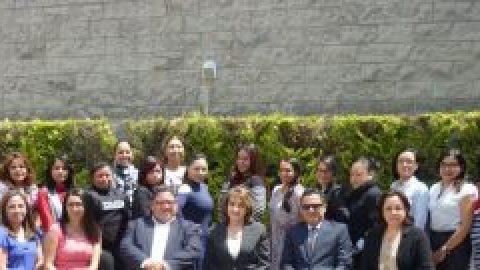 CONMEMORACIÓN DEL DÍA INTERNACIONAL DE LA MUJER EN EL TRIBUNAL DE JUSTICIA ADMINISTRATIVA DEL ESTADO DE PUEBLA