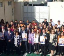 TRIBUNAL DE JUSTICIA ADMINISTRATIVA CONMEMORA DÍA INTERNACIONAL DE LA NO VIOLENCIA CONTRA LAS MUJERES