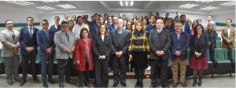 UDLAP Y TRIBUNAL DE JUSTICIA ADMINISTRATIVA DEL ESTADO DE PUEBLA INAUGURAN CÁTEDRA ACADÉMICA