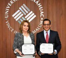 ANAHUAC PUEBLA Y TRIBUNAL DE JUSTICIA ADMINISTRATIVA FIRMAN CONVENIO DE COLABORACIÓN