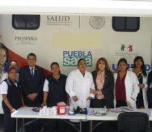 TRIBUNAL DE JUSTICIA ADMINISTRATIVA DEL ESTADO DE PUEBLA, CONMEMORA DÍA MUNDIAL DE LA SALUD