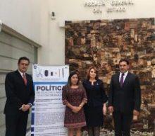"""PRESIDENTA OFRECE CONFERENCIA """"EQUIDAD DE GÉNERO EN LA IMPARTICIÓN DE JUSTICIA"""" EN EL CENTRO DE JUSTICIA PARA LAS MUJERES"""