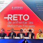 """ASISTE MAGISTRADA PRESIDENTA  AL 22 CONGRESO NACIONAL DE LA REVISTA DEFENSA FISCAL: """"EL RETO DE ENFRENTAR LAS REFORMAS FISCALES 2020"""""""