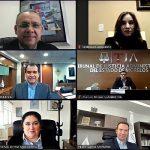 LA ASOCIACIÓN MEXICANA DE MAGISTRADAS Y MAGISTRADOS DE TRIBUNALES DE JUSTICIA ADMINISTRATIVA A.C. LLEVÓ A CABO LA PRIMER REUNIÓN VIRTUAL DE VINCULACIÓN Y DIÁLOGO CON LAS MAGISTRADAS PRESIDENTAS Y MAGISTRADOS PRESIDENTES INTEGRANTES DE LA ZONA CENTRO DEL PAÍS